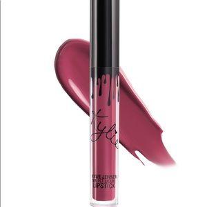 NIB Kylie Velvet Lipstick in Boy Bye